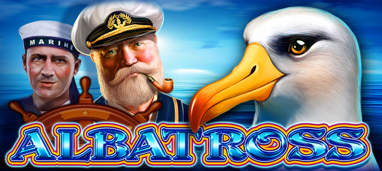 Albatross - Sea Captain Video Slot Game