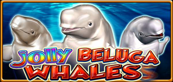 Jolly Beluga Whales - Underwater Video Slot Game