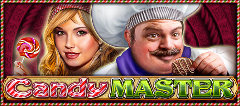 Candy Master Video Slot Game
