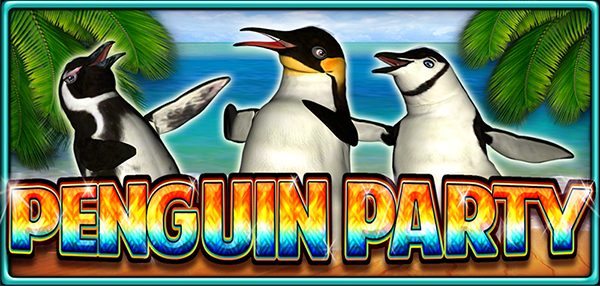 Penguin Party Video Slot Game