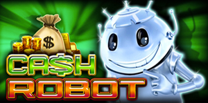 Cash Robot Video Slot Game