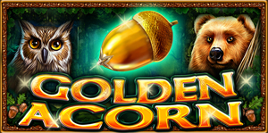 Golden Acorn - Forest Video Slot Game